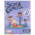 Story Central 4 Activity Book ( Editura: Macmillan, Autor: Sue Clarke, Anita Heald ISBN 978-0-230-45225-1 )