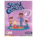 Story Central 3 Activity Book ( Editura: Macmillan, Autor: Sue Clarke ISBN 9780230452169 )