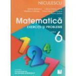 Matematica exercitii si probleme clasa a 6 - a ( Editura: Niculescu, Autor: Valeria Buduianu, Calina -Cristina irimie, Oana -Dana Cioraneanu, Madalina Calarasu ISBN 978-606-38-0013-9 )