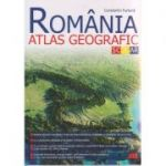 Romania Atlas Geografic Scolar ( Editura: All, Autor: Constantin Furtuna ISBN 978-973-684-901-5 )