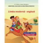Limba moderna engleza clasa a IV-a semestrul I + semestrul II (Set) (editura: Astro, autor: H. Q. Mitchell, Marileni Malkogianni, ISBN 978-618-05-0701-0 )