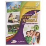 Dezvoltare personala manual pentru clasa a II-a Semestrul I + Semestrul II + CD MULTIMEDIA ( Editura: Aramis, Autor: Constanta Cuciinic ISBN 9786067062281 )