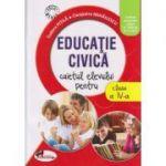 Educatie civica, caietul elevului pentru clasa a IV-a ( Tudora Pitila )( Editura: Aramis, Autor: Tudora Pitila Cleopatra Mihailescu ISBN 978-606-706-366-0 )