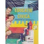 Educatie civica Manual pentru clasa a IV-a Semestrul I + Semestrul II ( Dumitra Radu ) + CD MULTIMEDIA( Editura: Aramis, Autor: Dumitra Radu, Gherghina Andrei ISBN 9786067063455 )