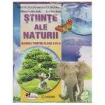 Stiinte ale naturii Manual pentru clasa a III-a Semestrul I + Semestrul II ( MIHAELA -ADA RADU )+ CD MULTIMEDIA ( Editura: Aramis, Autor: Mihaela -Ada Pertea, Dumitra Radu ISBN 9786067062830 )
