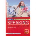 Speaking for the Bac Exam 300 de subiecte pentru probal orala ( Editura: Booklet. Autor: Ana-Maria Ghioc ISBN 9786065903722 )