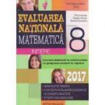 Evaluarea Nationala matematica pentru clasa a 8- a 2017 INITIERE ( Editura: Paralela 45, Autor: Florin Antohe, Bogdan Antohe, Marius Antonescu ISBN 978-973-47-2382-9 )