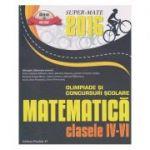 Olimpiade si concursuri scolare Matematica pentru clasele IV-VI 2016 ( Editura: Paralela 45, Autor: Gheorghe Cainiceanu ISBN 978-973-47-2398-0 )
