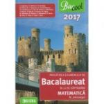 Pregatirea examenului de Bacalaureat in 21 de saptamani Matematica M_Tehnologic 2017 ( Editura: Sigma, Autor: C. Angelescu, O. Badescu ISBN 9786067271744 )