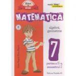 Matematica algebra, geometrie clasa a 7- a, partea a II - a, semestrul 2 CONSOLIDARE 2016 ( Editura: Paralela 45, Autor: Anton Negrila, Maria Negrila ISBN 978-973-47-2458-1 )