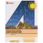 Matematicianul explorator clasa a IV-a ( Editura: Trend, Autor: Aurelia Barbulescu, Mihaela Keil, Dumitru Sturzeanu ISBN 9786068664996 )