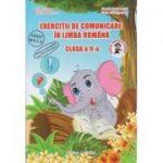 Exercitii de comunicare in limba romana ( Editura: Ars Libri, Autor: Adina Grigore ISBN 9786065747739 )