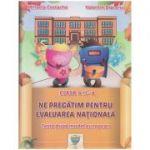Ne pregatim pentru evaluarea nationala clasa a II-a Teste pentru modelul european ( Editura: Allegria, Autor: Mihaela Costache, Valentin Diaconu ISBN 9786069383445 )
