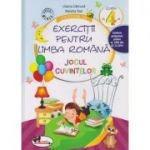 Exercitii pentru limba romana Jocul cuvintelor clasa a IV-a ( Editura: Aramis, Autor: Liliana Catruna, Natalia Dan ISBN 978-606-706-472-8 )