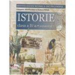 Istorie manual pentru clasa a IV-a Semestrul I + Semestrul II + CD multimedia ( Pitila ) ( Editura: Aramis, Autor: Cleopatra Mihailescu, Tudora Pitila ISBN 978-606-706-482-7 )