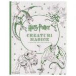 Harry Potter Creaturi Mitologice carte de colorat ( Editura: Art Grup Editorial ISBN 978-606-788-107-7 )