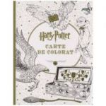 Harry Potter Carte de colorat ( Editura: Art Grup Editorial ISBN 9786067881103 )