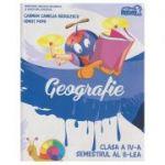 Geografie Manual pentru clasa a IV-a Semestrul II + CD ( Editura: Art Grup Educational, Autor: Carmen Camelia Radulescu, Ionut Popa ISBN 978-606-710-438-7 )