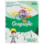 Geografie Manual pentru clasa a IV-a Semestrul I + CD ( Editura: Art Grup Editorial, Autor: Carmen Camelia Radulescu, Ionut Popa ISBN 9786067104370 )