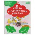 Limba si literatura romana Manual pentru clasa a IV-a Semestrul I + CD ( Art Grup Editorial, Autor: Alina Radu, Roxana Jeler ISBN 978-606-710-424-0 )