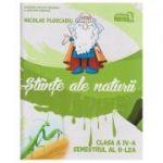 Stiinte ale naturii Manual pentru clasa a IV-a semestrul II + CD ( Editura: Art Grup Editorial, Autor: Nicolae Ploscariu ISBN 978-606-710-431-8 )