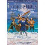 Christopher Columbus ( Editura: Outlet - carte limba engleza, Autor: David West, Jackie Gaff ISBN 1-905087-18-7 )