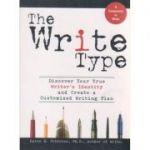 The write type ( Editura: Outlet - carte limba engleza, Autor: Karen E. Peterson ISBN 9781598694703 )