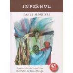 Infernul ( repovestire ) ( Editura: Curtea Veche, Autor: Dante Alighieri ISBN 9786065889439 )