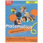 Consolidare si aprofundare Matematica, algebra, geometrie Caiet de lucru. Partea I clasa a 6 a 2017 ( Editura: Paralela 45, Autor: Sorin Peligrad, Florin Antohe ISBN 9789734726035 )