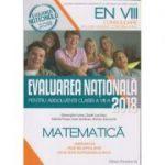 Evaluare Nationala Matematica pentru clasa a 8 a Consolidare 2018 ( Editura: Paralela 45, Autor: Gheorghe iurea, Dorel Luchian, Gabriel Popa, Ioan Serdean ISBN 978-973-47-2591-5 )