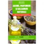 Arome, parfumuri si balsamuri naturale ( editura: MAST, autori: Marina Tadiello, Patrizia Garzena, ISBN 978-606-649-087-0 )