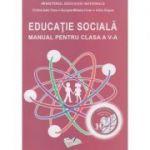 Educatie sociala Manual pentru clasa a 5 a ( Editura: Ars Libri, Autor(i): Adina Grigore, Cristina Ipate-Toma ISBN 978-606-36-0425-6 )