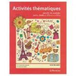 Activites thematique exercitii de vocabular pentru clasele a 7 a si a 8 a ( Editura: Booklet, Autor: Gina Belabed ISBN 978-606-590-438-5 )