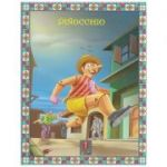 COLECTIA ILUSTRATE CU LITERE MARI Pinocchio ( Editura: Astro ISBN 978-606-8148-09-0 )