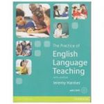 The practice of English Language Teaching + DVD Fifth Edition ( Editura: Pearson, Autor: Jeremy Harmer ISBN 978-1-4479-8025-4 )