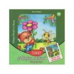 Tommy si Regina Albina ( puzzle din abtibilduri ) ( Editura: Ars Libri, Autor: Dorin Bujdei ISBN 9786063605376 )