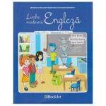 Limba Moderna Engleza Clasa a 4 a Semestrul 2 + CD ( Editura: Booklet, Autor: Elena Sticlea ISBN 9786065905848 )