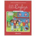 Limba Moderna Engleza clasa a 4 a Semestrul 1 + CD( Editura: Booklet, Autor: Elena Sticlea, Valentina Barabas, Laura Stanciu ISBN 978-606-590-283-1 )
