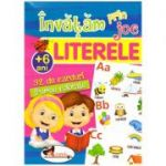 Invatam prin joc: Literele ( Editura: Aramis, ISBN 978-606-706-476-6 )