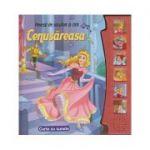 Cenusareasa. Carte cu sunete ( Editura: Flamingo, ISBN 978-606-713-099-7 )