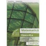Matematica. Probleme si exercitii Teste clasa a XI-a Profil tehnic ( Editura: Campion, Autori: Marius Burtea, Georgeta Burtea, ISBN 978-606-8952-04-8 )