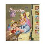 Pinocchio. Carte cu sunete ( Editura: Flamingo, ISBN 978-606-713-104-8 )