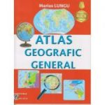 Atlas geografic general ( Editura: Carta Atlas, Autor: Marius Lungu, ISBN 978-606-8911-15-1 )