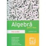 Memorator de algebra pentru liceu CLASELE 9-12 ( Editura: Booklet, Autor: Luminita Curtui ISBN 9786065903012 )