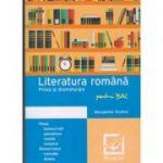 Memorator de literatura romana Proza si Dramaturgia pentru BAC ( Editura: Booklet, Autor: Margareta Onofrei ISBN 9786065902985 )