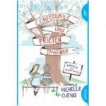 Confesiunile unui prieten imaginar ( Editura: Arthur, Autor: Michelle Cuevas, ISBN 9786067880557)