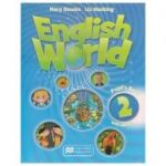 English World 2 Pupil's Book with eBook ( Editura: Macmillan Education, Autori: Mary Bowen, Liz Hocking ISBN 978-1-786-32706-2 )