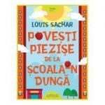 Povesti piezise de la Scoala-n Dunga ( Editura: Arthur, Autor: Louis Sachar ISBN 9786067882094)