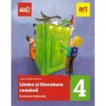 Limba si literatura romana clasa a IV-a Evaluarea nationala ( Editura: Art Grup editorial, Autor: Elena-Cristina Petrescu, ISBN 978-606-8948-92-8 )