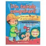 Din tainele compunerii. Cum am reusit sa scriu compuneri. Modele de compuneri clasele III-IV ( Editura: Carminis, Autor: Carmen Iordachescu ISBN 978-973-123-353-6 )